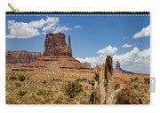 Elephant Butte - Monument Valley - Arizona Carry-all Pouch