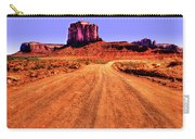 Elephant Butte Monument Valley Navajo Tribal Park Carry-all Pouch