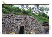 Elephant Cave Temple Carry-all Pouch