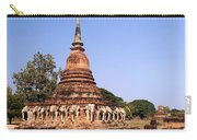 Elephant Chedi Historical Place Carry-all Pouch