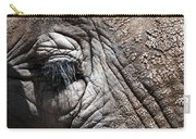 Elephant Eye Carry-all Pouch