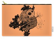 Elephant In Outer Space Carry-all Pouch