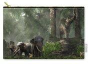 Elephant Kingdom Carry-all Pouch