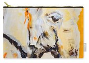 Elephant Orange Carry-all Pouch