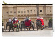 Elephant Ride 2 Carry-all Pouch