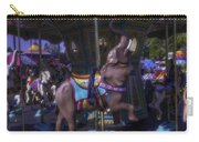 Elephant Ride At The Fair Carry-all Pouch