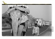 Elephant Road Traffic Carry-all Pouch