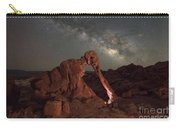 Elephant Rock Milky Way Galaxy Carry-all Pouch