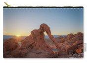 Elephant Rock Sunrise  Carry-all Pouch