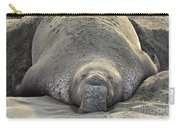 Elephant Seal 3 Carry-all Pouch