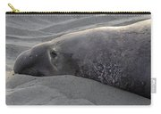 Elephant Seal 5 Carry-all Pouch