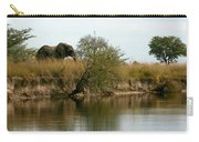 Elephant Sighting Carry-all Pouch