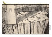 Elevator To Heaven Carry-all Pouch