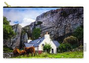 Elgol Cottage, Skye Carry-all Pouch
