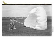 Elinor Smith Parachutes Carry-all Pouch