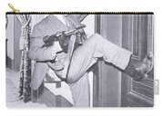 Eliot Ness Carry-all Pouch by Unknown