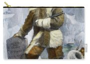 Elisha Kent Kane, 1820-1857 Carry-all Pouch