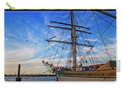 Elissa Sailing Ship Carry-all Pouch