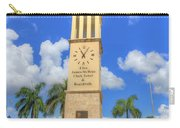 Eliza James-mcbean Clock Tower Carry-all Pouch