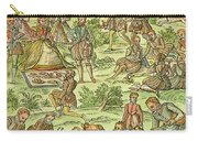 Elizabeth I, 1533-1603 Carry-all Pouch