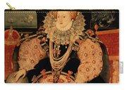 Elizabeth I Armada Portrait Carry-all Pouch