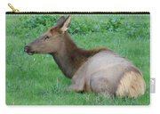 Elk Cow Carry-all Pouch