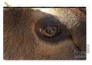 Elk Eye Close Up Carry-all Pouch