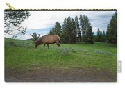Elk Feeding Carry-all Pouch