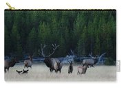 Elk Herd Dynamics Carry-all Pouch
