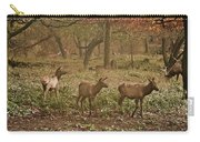 Elk In The Early Morning Carry-all Pouch