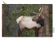 Elk Looking Back Carry-all Pouch
