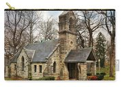 Elkhart Illinois Chapel Carry-all Pouch