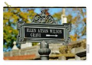 Ellen Axson Wilson Carry-all Pouch