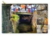Ellicott City Bridge Arch Carry-all Pouch