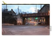 Ellicott City Nights - Entrance To Main Street Carry-all Pouch