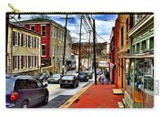 Ellicott City Sidewalk Carry-all Pouch