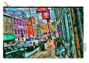 Ellicott City Street Carry-all Pouch
