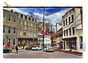 Ellicott City Streets Carry-all Pouch