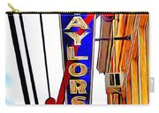 Ellicott City Taylor's Sign Carry-all Pouch