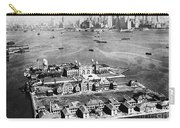 Ellis Island, 1933 Carry-all Pouch