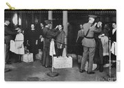 Ellis Island: Examination Carry-all Pouch