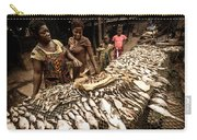 Elmina Fish Sellers Carry-all Pouch