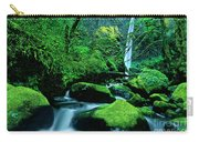 Elowah Falls 3 Columbia River Gorge National Scenic Area Oregon Carry-all Pouch
