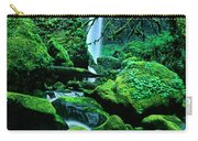 Elowah Falls 4 Columbia River Gorge National Scenic Area Oregon Carry-all Pouch