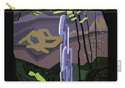 Elowah Falls, Oregon Carry-all Pouch