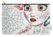Elsa Art Pearlesqued In Fragments  Carry-all Pouch