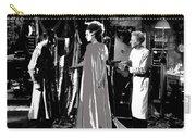 Elsa Lanchester Bride Of Frankenstein 4 1935-2015 Carry-all Pouch