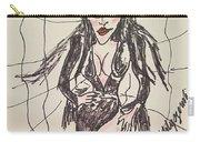 Elvira Mistress Of The Dark Carry-all Pouch