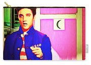 Elvis Has Left The House 20151225 Square Carry-all Pouch