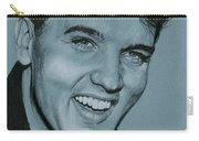 Elvis Is Back Carry-all Pouch